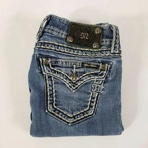 Miss Me Medium Wash JS5014575 Skinny Jeans Size 26